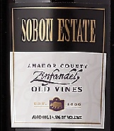 Sobon label copy