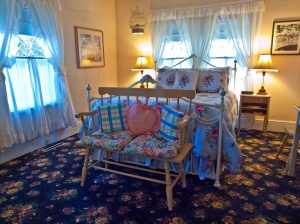 Brooke's Room, Shady Oaks Inn