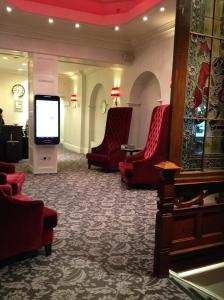 Thistle Bloomsbury Park lobby