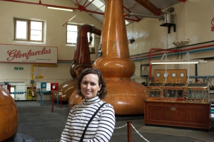 Stills at Glenfarclas