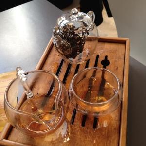 Gong Fu tea set