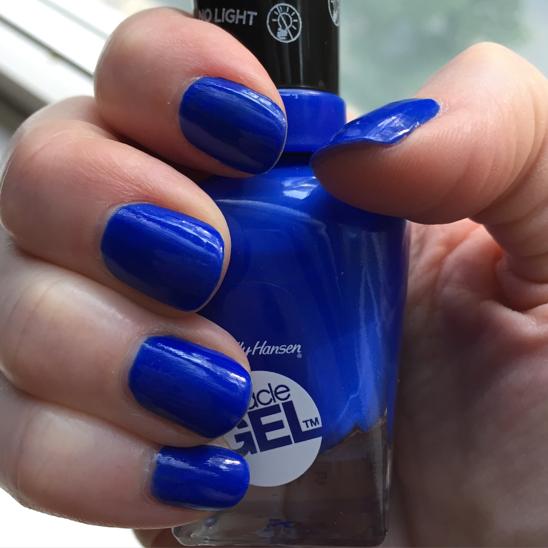 In re Sally Hansen Miracle Gel Nail Polish | Risa\'s Pieces